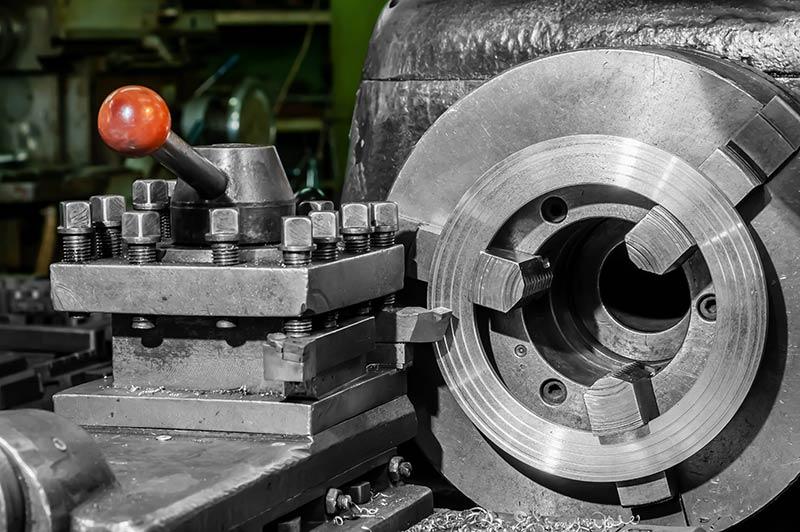 Toczenie elementów mechanicznych