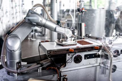 automatyka i robotyka Aprochem - robot